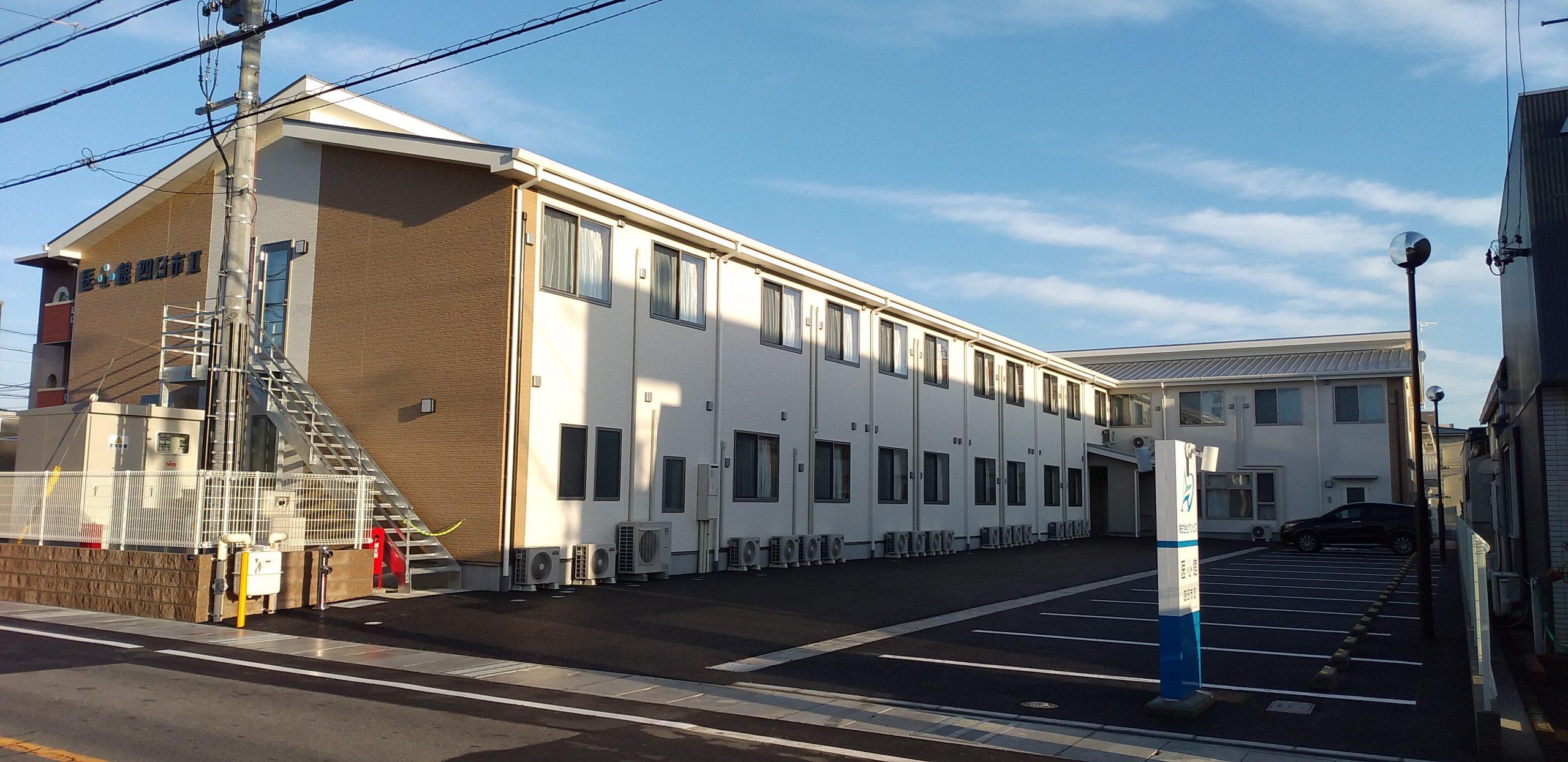 三重県では4号店となる有料老人ホーム「医心館 四日市Ⅱ」をオープンしました