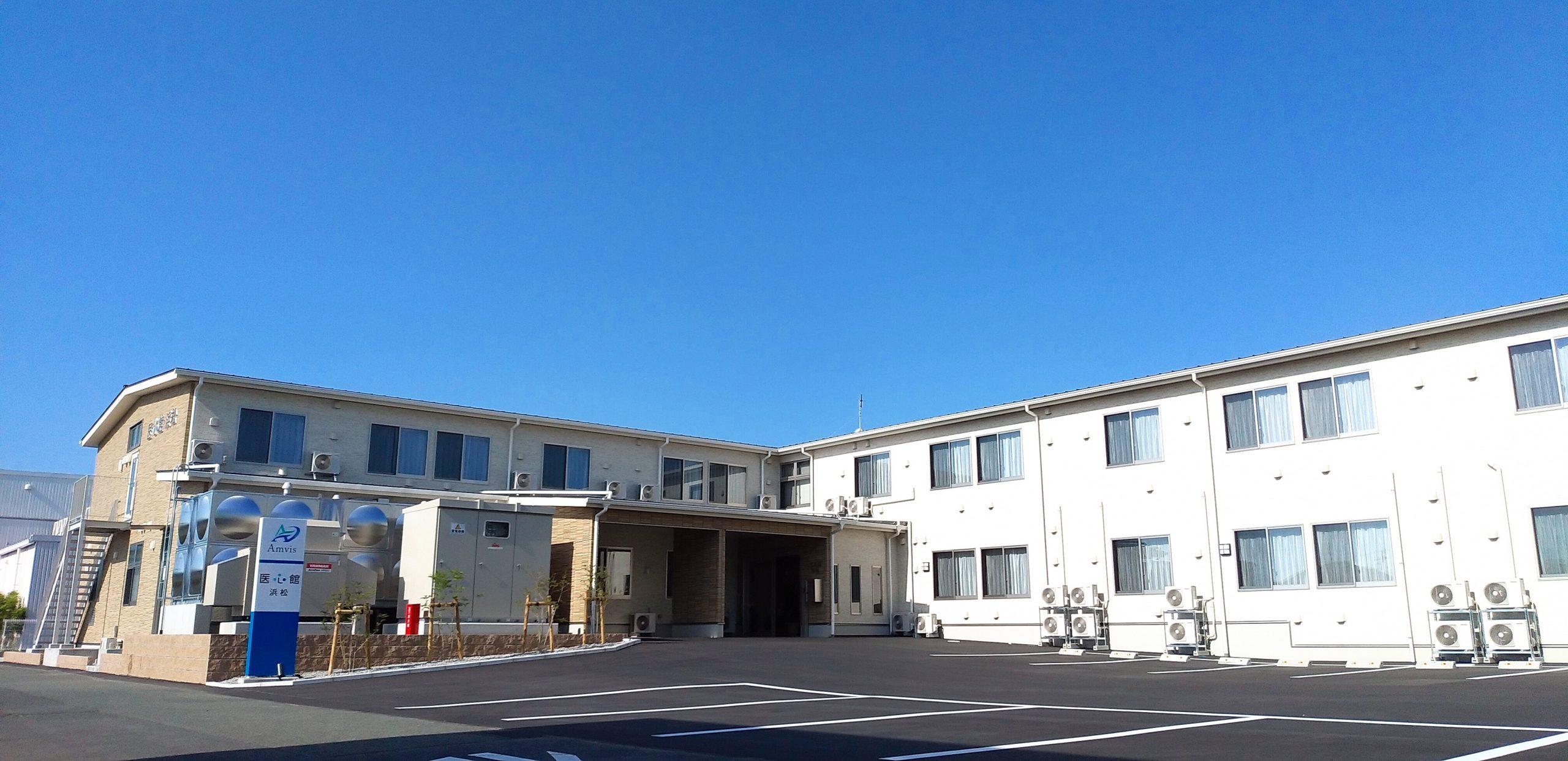 静岡県では初開設となる有料老人ホーム「医心館 浜松」をオープンしました