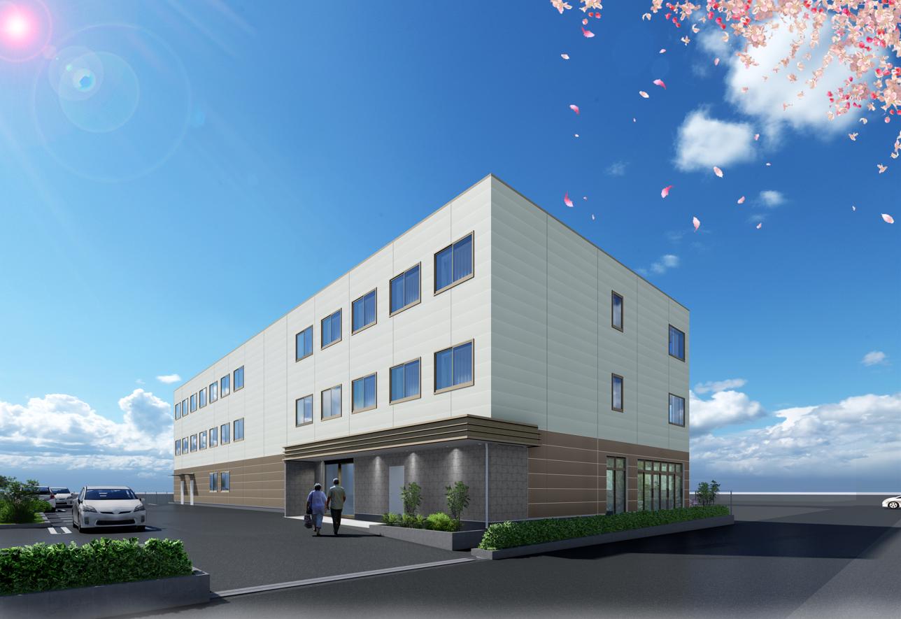有料老人ホーム「医心館」2施設の開設を決定しました